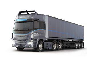 HYZON and AIDRIVERS to develop autonomous-drive zero-emission trucks