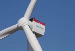 Siemens Gamesa and CrossWind work on Hollandse Kust Noord