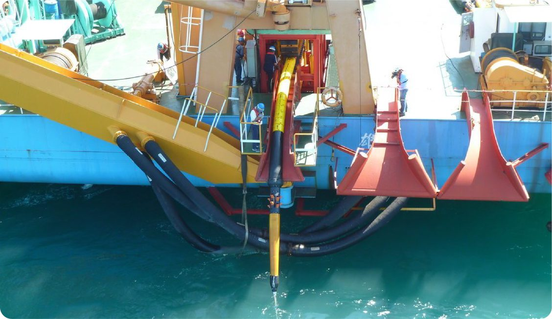 Tekmar Energy protects offshore wind farm cables in China