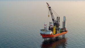 Cadeler hires Dutch Vuyk for installation vessel upgrade