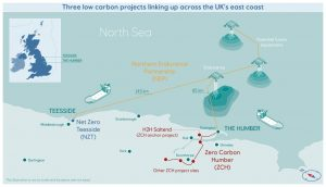 UK funding supports Equinor clean energy projects