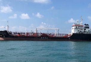 Bunker barge Marlin Satu under biofuel trial usage