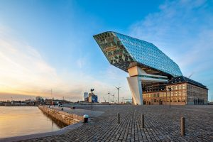 Envision Digital and Port of Antwerp to develop green port