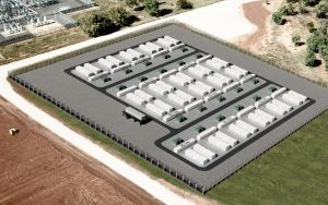 New battery project in South West NSW