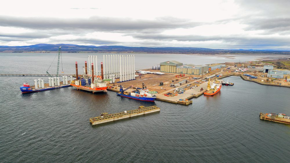 Boost for Scottish supply chain with Salamander floating wind