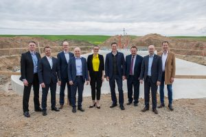 Building first European Energy wind farm in Lithuania