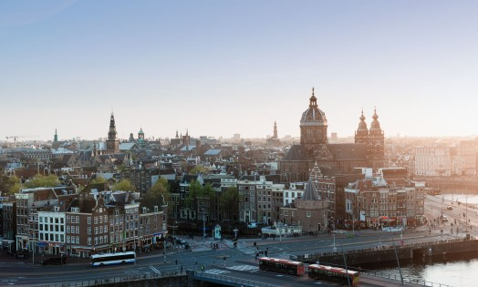 Europe's largest E-boiler to be built in Amsterdam