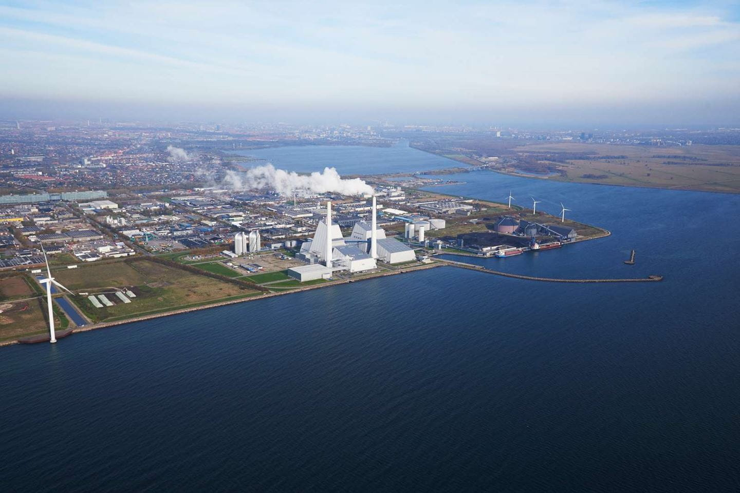 Green Fuels for Denmark enables carbon capture at Avedøre Power Station