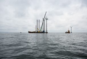 Ørsted devotes to wind turbine blades sustainable recycling