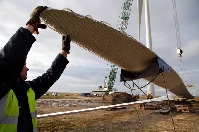 Vestas' turbines for four projects in Poland