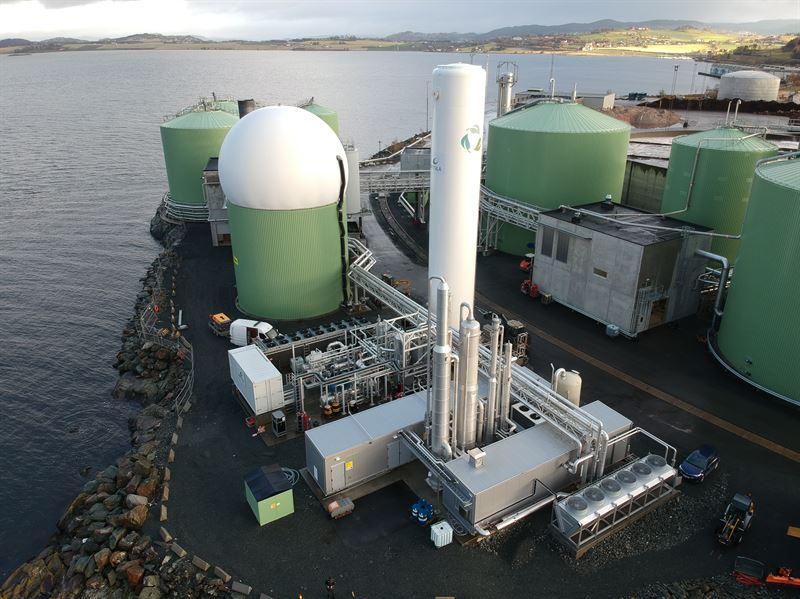 Wärtsilä to provide world's largest bioLNG plant